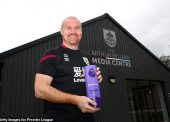 Burnley Manager Wins Premier League Manager Of The Month For February