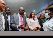 Coronavirus: All Inbound Travellers Including VIPs Must Undergo Checks, Sanwo-Olu Orders Airport Officials