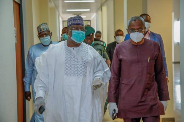 Lawan, Gbajabiamila Meet Ministers On Planned 2020 Budget Review
